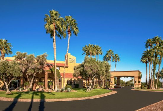 Four Points By Sheraton Tucson Airport Hotel Arrival