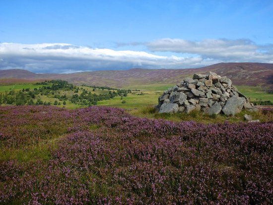 Badenoch and Strathspey, UK: A wee summit in the Highlands