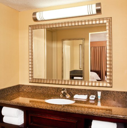 Four Points by Sheraton West Lafayette: Guest Bathroom