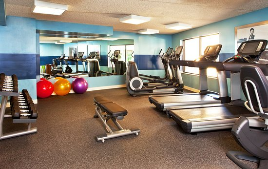 Four Points by Sheraton West Lafayette: Fitness Center