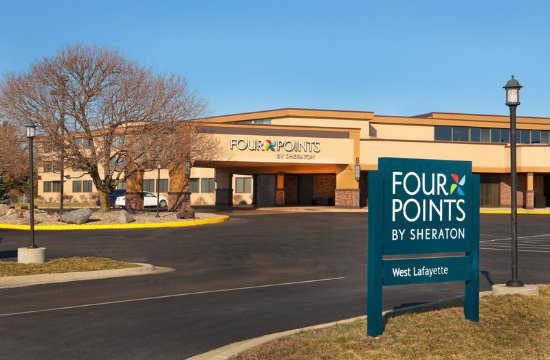 Four Points by Sheraton West Lafayette: Exterior