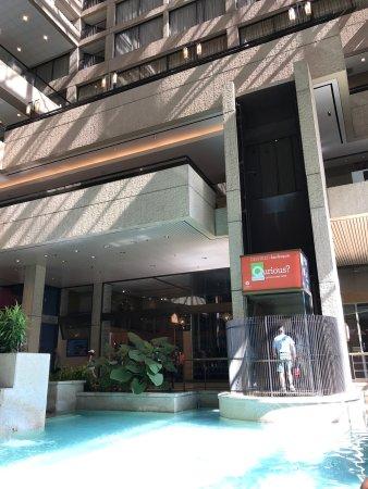 Hyatt Regency San Antonio: Inside atrium