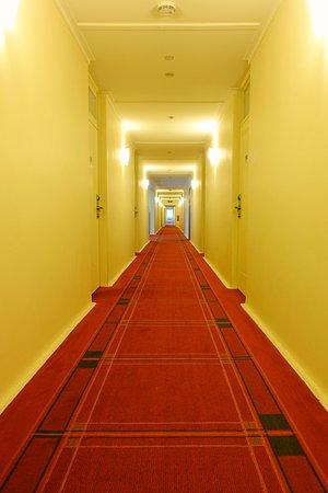 Beechworth, Australia: Hallway - Linaker Building