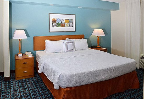 Effingham, IL: King Guest Room