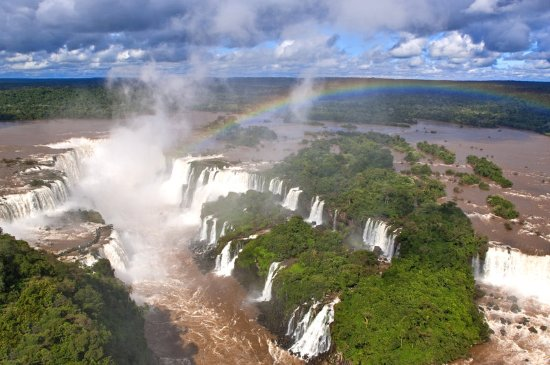 Sheraton Iguazu Resort & Spa: Iguazu Falls