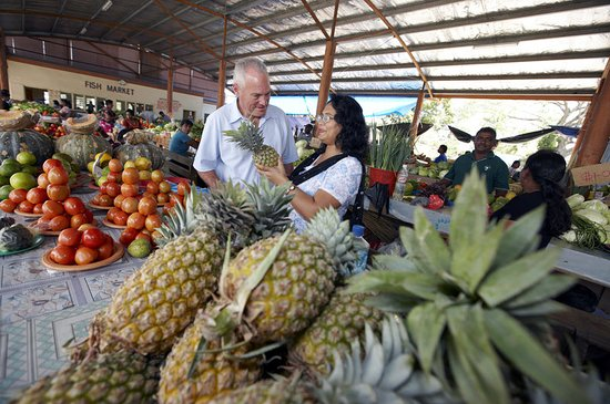 Sheraton Denarau Villas: Fresh Food Market