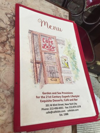 Photo of Cafe Lalo in New York, NY, US