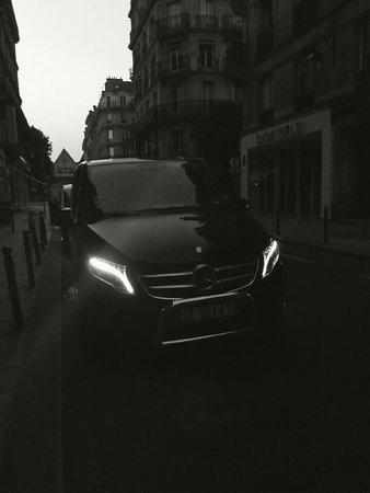 Black Limousines