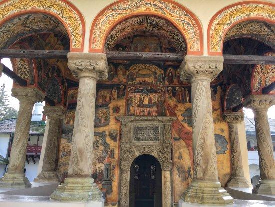 Sinaia Monastery: photo2.jpg
