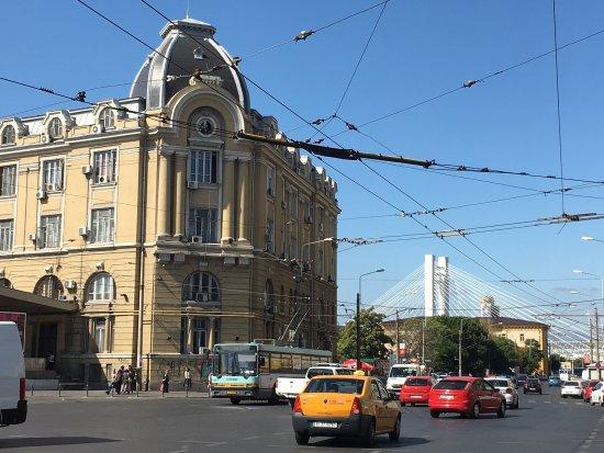 Gara de Nord - Bucharest North Train Station