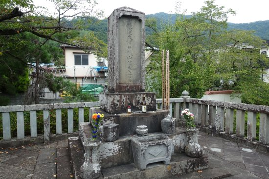 Grave of Takeda Shingen