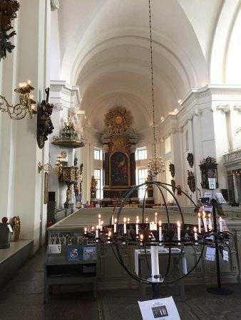 Καλμάρ, Σουηδία: Vacker inredning