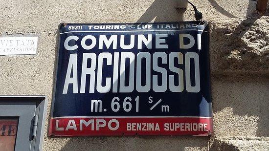 Arcidosso, Italia: 20170820_113051_large.jpg