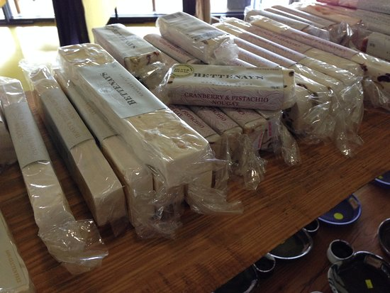 Harvey, Australia: Shop - Bettenay's Nougat