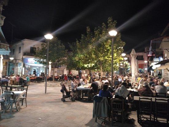 Agios Nikolaos, Grécia: Tavern Aggelos