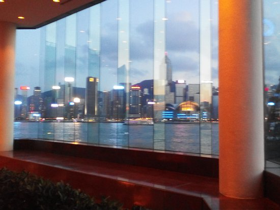 Lobby Lounge (InterContinental Hong Kong) Picture
