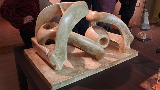 Lund, Suecia: Henry Moore kyllingeben lille skitse