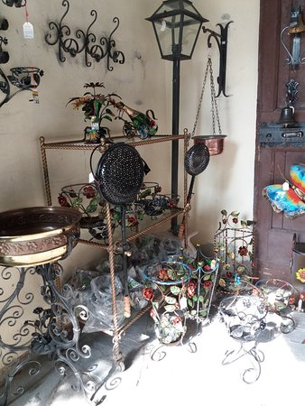 manufatti in ferro battuto