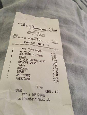 The Fountain Inn Gastro Pub