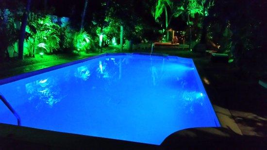 Paradera Park Aruba: After the sunset in Paradera Park
