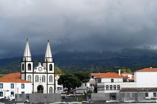 La jolie église de Madalena