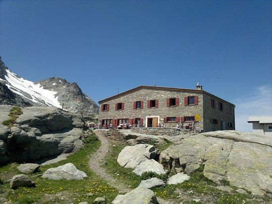 Silvaplana, سويسرا: Il rifugio