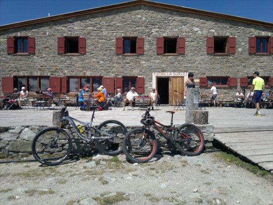 Silvaplana, سويسرا: Rifugio MTB