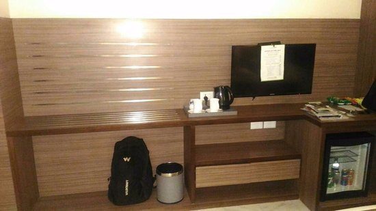 Leisure Inn Grand Chanakya: TV