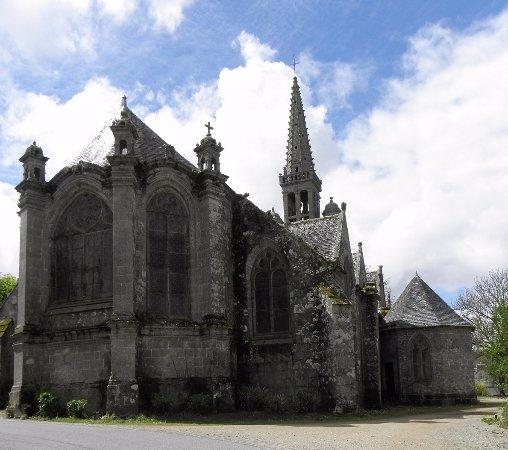 Eglise Paroissiale Notre Dame Saint-Maudetz