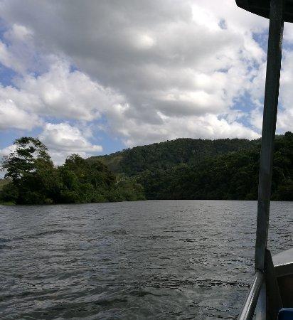 Daintree, Αυστραλία: paisaje por el rio