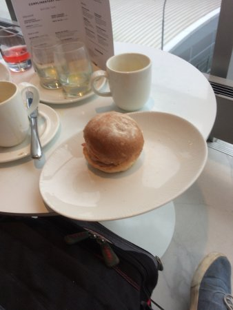 Horley, UK: Our Bacon Rolls