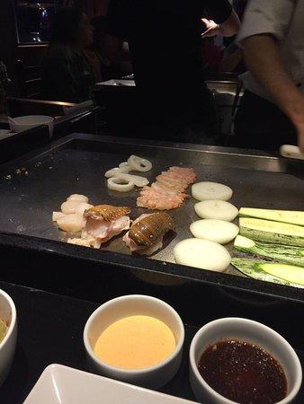 Flaming Onion Habachi Kitchen