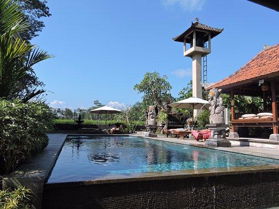 Inang ubud villa updated 2018 reviews price comparison for Garden pool villa ubud village resort