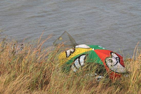 Azille, Francia: Le coin pêche du lac vers Jouarres