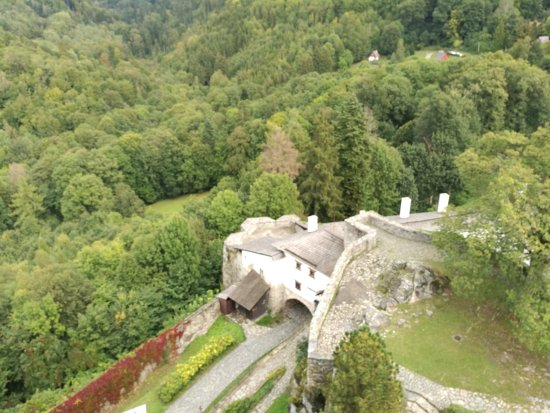 Sovinec Castle