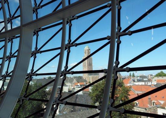 Zwolle, Nederland: Uitzicht