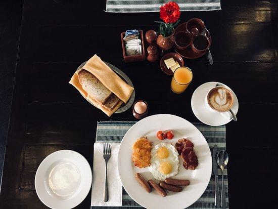 Gokarna Forest Resort: Breakfast
