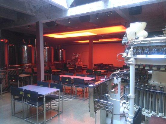 Comedor picture of fabrica moritz barcelona barcelona - Comedor barcelona ...