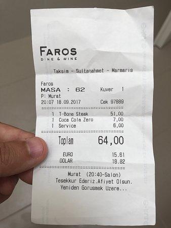 Faros Restaurant Taksim: photo0.jpg