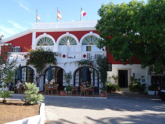 Hotel del Almirante - Collingwood House Foto