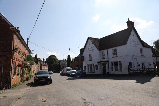 Cranborne, UK: Streetview