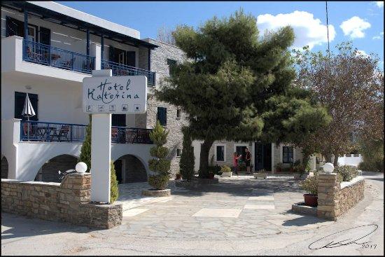 هوتل كاترينا: Entrance & rooms