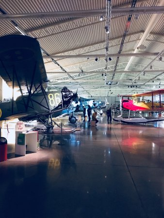 The Swedish Air Force Museum: Must visit place
