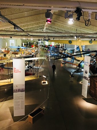 The Swedish Air Force Museum: Awesome place