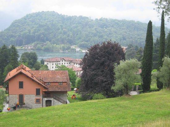 Colonno, Italia: view of lake