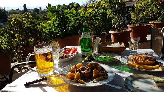 Prines, Greece: Giannikos Taverna