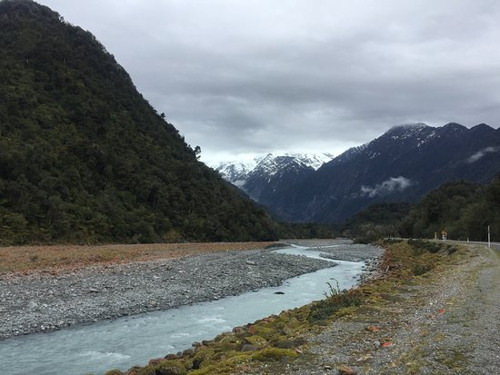 Franz Josef, Nueva Zelanda: photo0.jpg