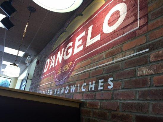 D'Angelo Grilled Sandwiches on Jefferson in Warwick