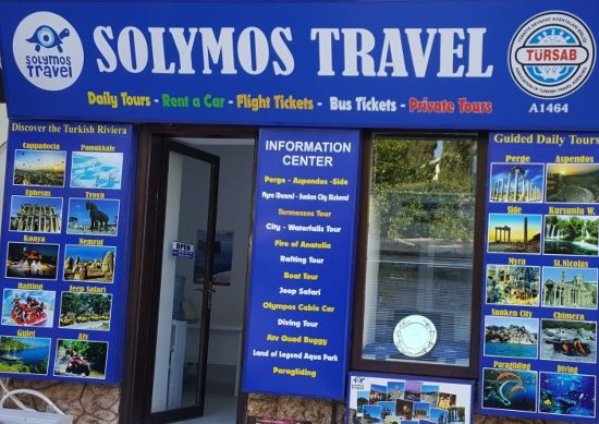 ‪Solymos Travel‬