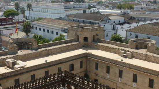 Sanlucar de Barrameda, Ισπανία: Santiago Castle